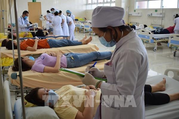 Hơn 150 công nhân ở Đồng Nai nhập viện nghi ngộ độc thực phẩm