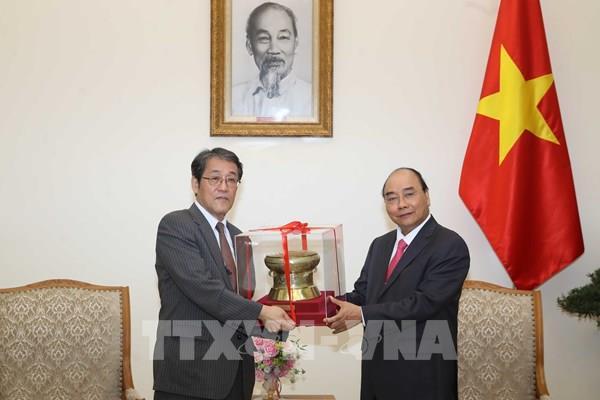 Thủtướng: Sẽ chỉ đạo đẩy nhanh dự án xây dựng Trường Đại học Việt - Nhật