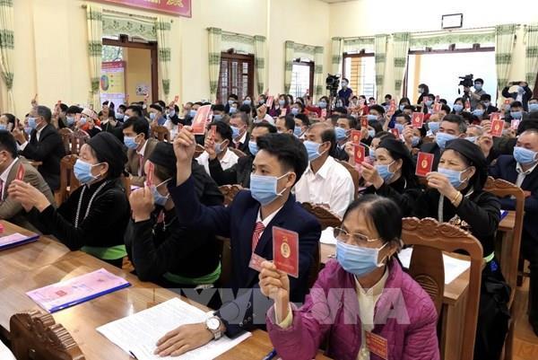 Hà Giang chỉ đạo Đại hội điểm cấp cơ sở bằng hình thức trực tuyến