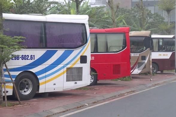 Dừng toàn bộ xe hợp đồng trên 9 chỗ đi/đến từ Hà Nội, Tp.Hồ Chí Minh
