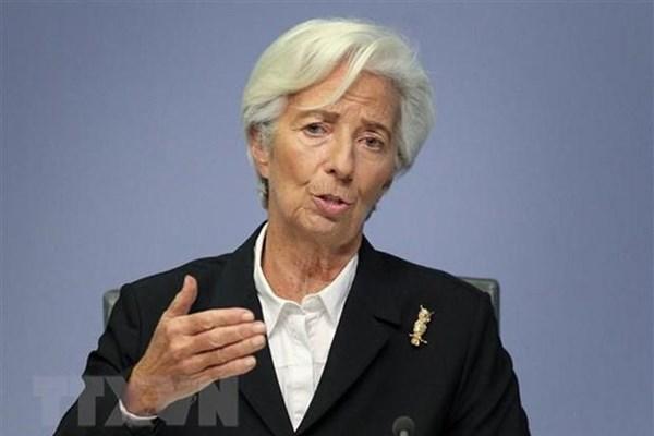 ECB đưa ra giới hạn hành động khi hỗ trợ các nước Eurozone trong dịch COVID-19