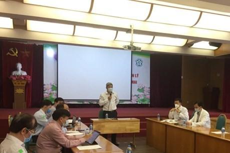 Dịch COVID-19: Toàn bộ hơn 3.500 nhân viên y tế Bệnh viện Bạch Mai sẽ được xét nghiệm