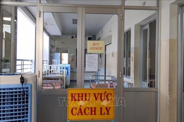 Sản phụ sinh đôi tại phòng cách ly dịch COVID-19 của Bệnh viện Sản Nhi Quảng Ninh