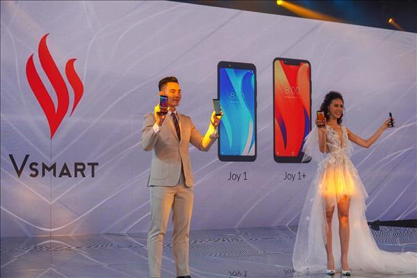 Vsmart có chiếm được thị phần của các hãng điện thoại Trung Quốc?