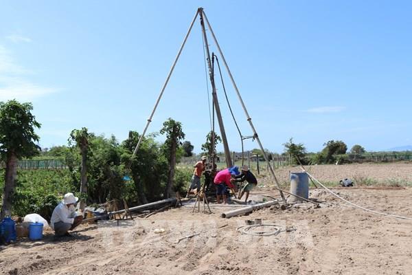 Chật vật tìm nguồn nước cho sản xuất nông nghiệp