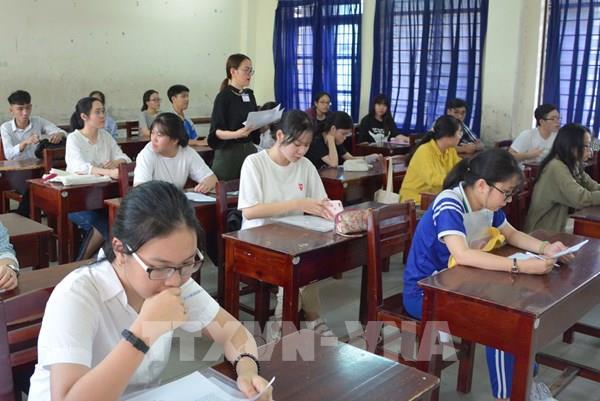 Bộ Giáo dục và Đào tạo sửa đổi Quy chế thi Trung học phổ thông quốc gia