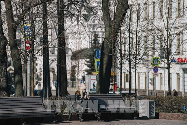 Dịch COVID-19: Nga kéo dài ngày không làm việc đến 30/4