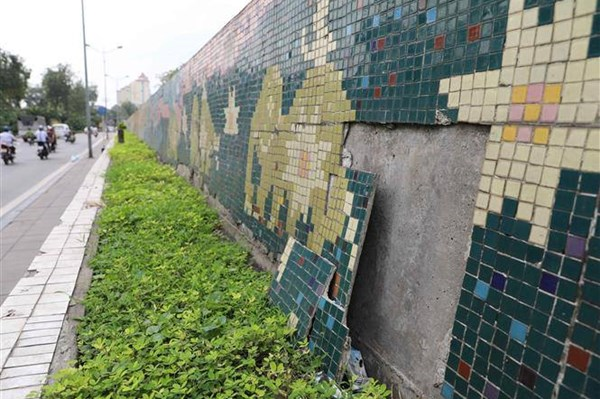 Con đường gốm sứ ở Hà Nội đang kêu cứu