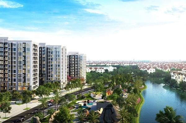 """Gợi ý chọn căn hộ cao cấp """"trong mơ"""" tại phía Đông Hà Nội"""