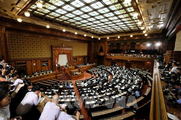 Quốc hội Nhật Bản thông qua dự thảo ngân sách tài khóa 2020
