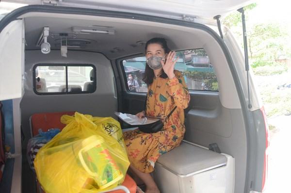 Đà Nẵng: Ba bệnh nhân mắc COVID-19 xuất viện, tiếp tục dược cách ly tại cơ sở lưu trú
