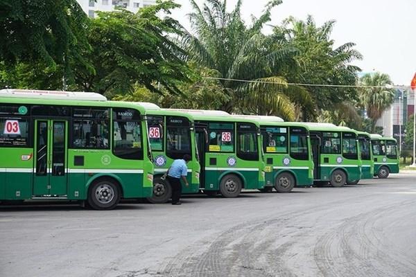 Tổng cục Đường bộ Việt Nam hướng dẫn vận chuyển hành khách bằng xe ô tô