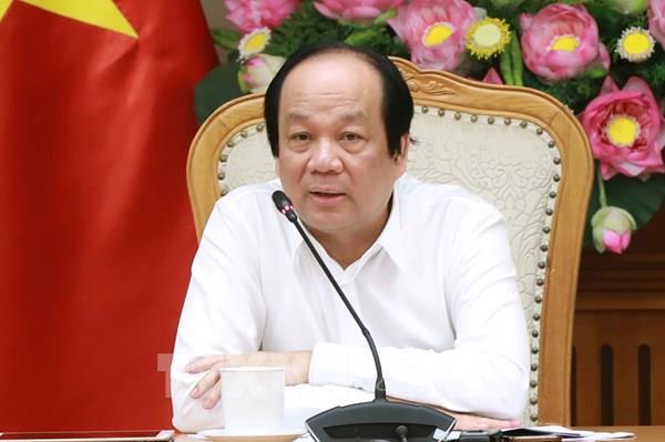 Bộ trưởng Mai Tiến Dũng: Mức độ của dịch cao hơn nên các biện pháp phải mạnh mẽ hơn