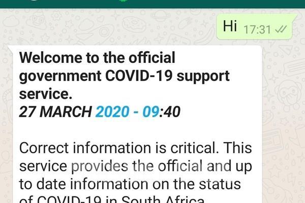 WHO sử dụng ứng dụng WhatsApp để thông tin chính thức về dịch COVID-19