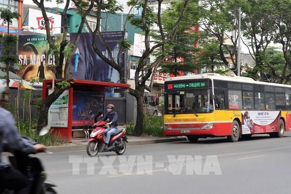 Hà Nội sẽ hỗ trợ 100% phí đường bộ đối với vận tải hành khách công cộng khối lượng lớn