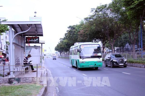 TP.HCM tạm dừng hoạt động xe buýt công cộng từ ngày 1/4