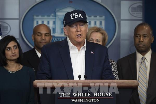 Tổng thống Mỹ ký dự luật kích thích kinh tế trị giá 2.000 tỷ