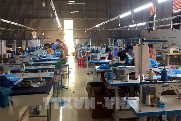 Bắc Giang phát hiện cơ sở sản xuất hàng nghìn khẩu trang không phép
