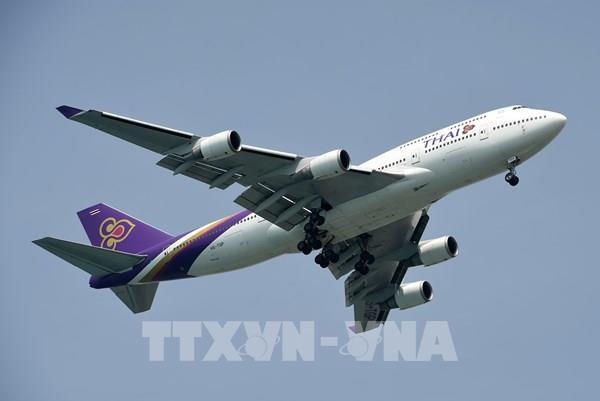 COVID-19: 9 hãng hàng không của Thái Lan tạm dừng các chuyến bay nội địa và quốc tế