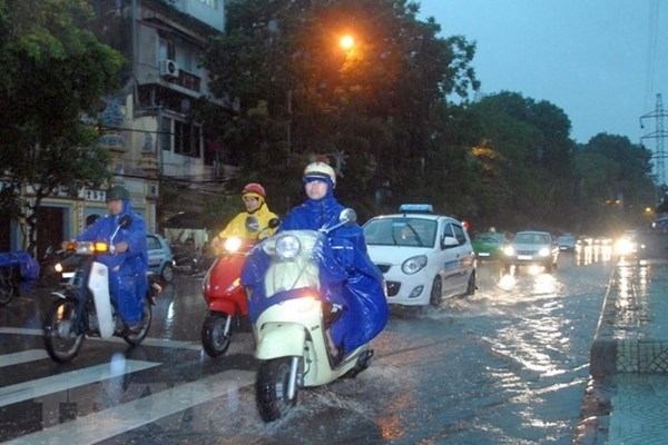 Dự báo thời tiết hôm nay 7/4: Mưa dông kèm thời tiết nguy hiểm ở nhiều nơi