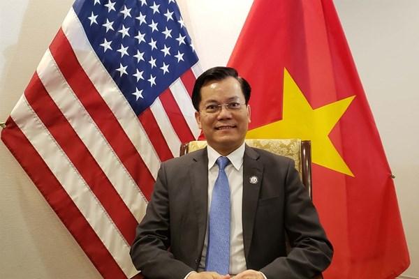 Đại sứ Hà Kim Ngọc: Hỗ trợ công dân vượt qua giai đoạn dịch bệnh khó khăn