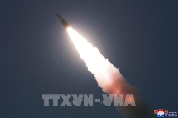Nhật Bản nhận định Triều Tiên phóng tên lửa