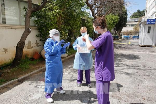 Dịch COVID-19: Số ca nhiễm tại Israel tăng lên gần 3.500 người
