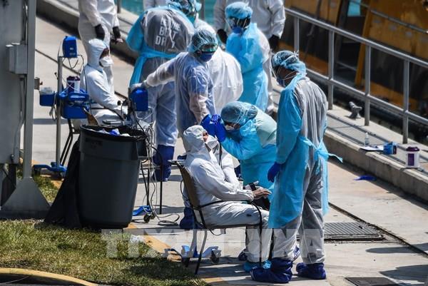 COVID-19: Thế giới hơn 34.000 ca tử vong, Nhật bác tin đồn về ban bố tình trạng khẩn cấp