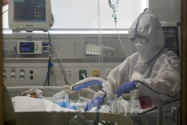 Hàn Quốc ghi nhận số ca mắc COVID-19 mới giảm