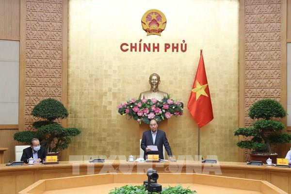 Thủ tướng : Hiệp đồng tác chiến nhanh hơn nữa, hiệu quả hơn nữa với từng tình huống dịch