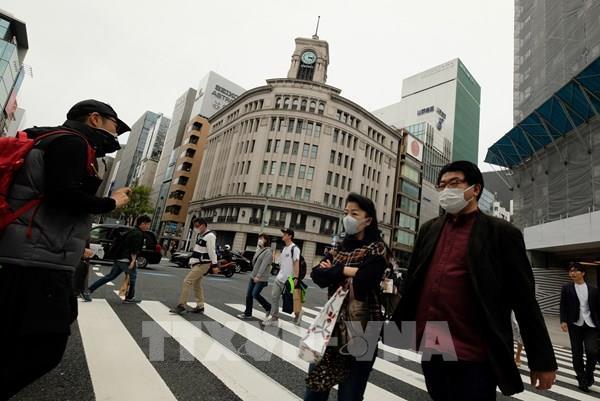 Nhật Bản tăng cường biện pháp chống dịch COVID-19