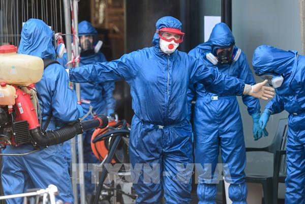 Nga giám sát y tế gần 200.000 người nghi nhiễm virus SARS-CoV-2