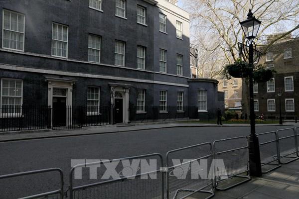 Toàn bộ nước Anh đặt trong tình trạng khẩn cấp