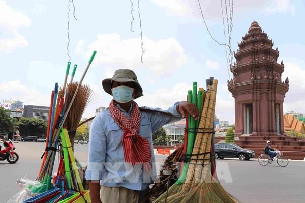 """Du lịch Campuchia vẫn đang """"ế khách"""" nước ngoài"""