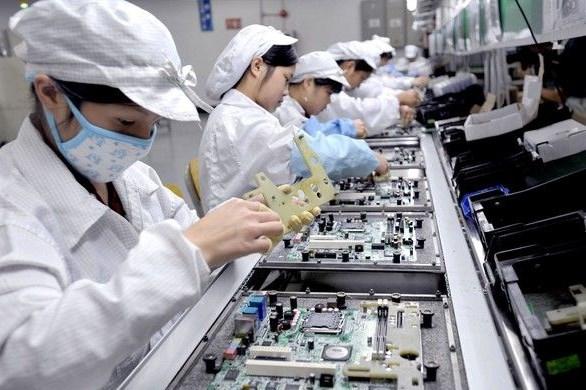 Hơn 98% công ty công nghiệp của Trung Quốc nối lại hoạt động