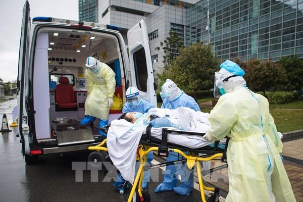 Các bệnh viện tại thành phố Vũ Hán (Trung Quốc) trở lại khám chữa bệnh bình thường