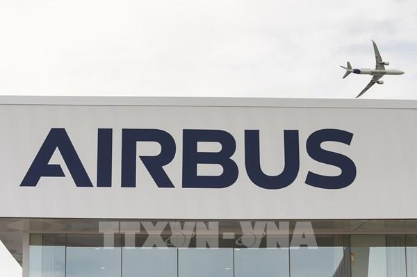 """Airbus """"chật vật"""" với tình trạng gián đoạn chuỗi cung ứng do dịch COVID-19"""