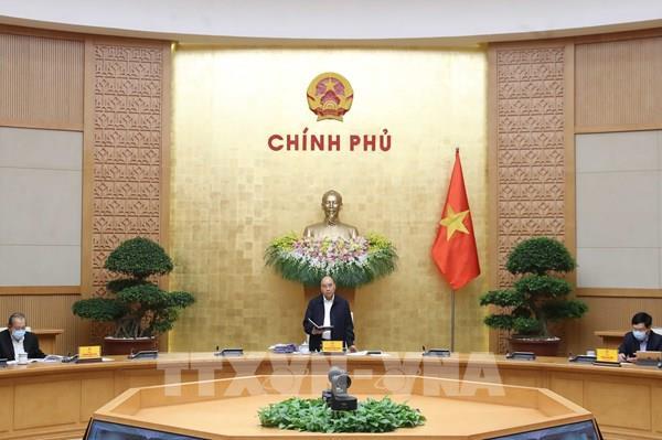 Thủ tướng: Chính phủ chưa tính đến việc phong tỏa các thành phố lớn.