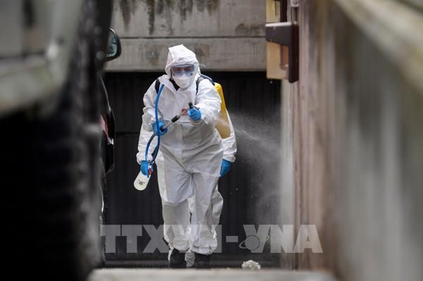 Tây Ban Nha ghi nhận số ca tử vong do dịch COVID-19 cao kỷ lục trong ngày