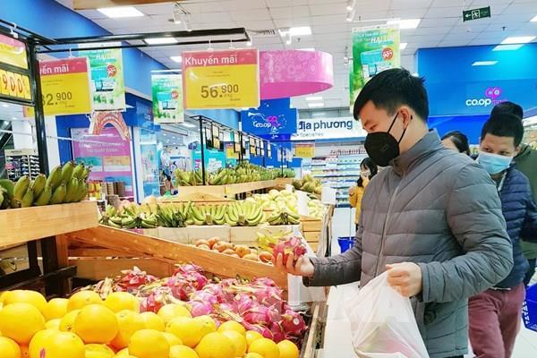 Chợ, siêu thị không đóng cửa và đảm bảo dự trữ hàng hóa dồi dào