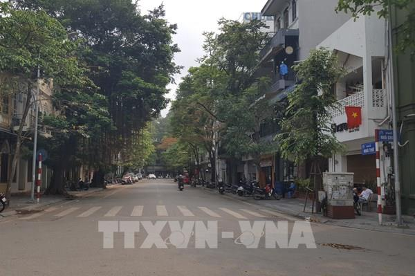 Hà Nội hủy phương án của Thanh tra Sở Giao thông Vận tải về việc cách ly  