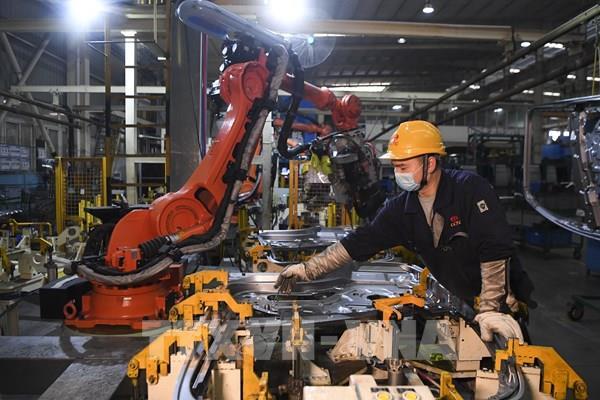 Trung Quốc: Hoạt động chế tạo phục hồi trở lại trong tháng 3/2020