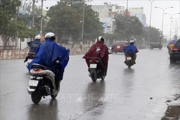 Dự báo thời tiết ngày 1/4: Phía Đông Bắc Bộ và Thanh Hóa tiếp tục có mưa