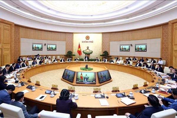 Chính phủ dự kiến trình Quốc hội 25 báo cáo, tờ trình, dự án luật