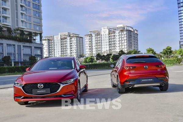 Bảng giá xe ô tô Mazda tháng 4/2020, thấp nhất từ 514 triệu đồng