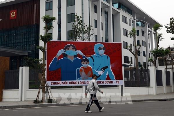 Đại sứ Mỹ: Chính phủ Việt Nam đã rất xuất sắc khi đương đầu với đại dịch COVID-19