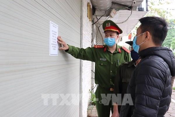 Hà Nội yêu cầu người dân ở trong nhà, nghiêm túc chấp hành cách ly xã hội
