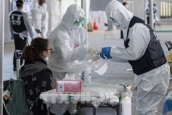 Dịch COVID-19: Hàn Quốc ghi nhận thêm 53 ca nhiễm virus SARS-CoV-2