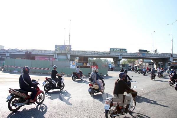 Tp Hồ Chí Minh xóa 10 điểm đen về ùn tắc và tai nạn giao thông