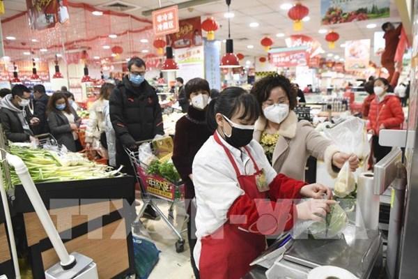 """Dịch COVID-19 """"hạ nhiệt"""" tại Trung Quốc, nhu cầu mua sắm phục hồi trở lại"""